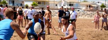 Gruissan Beach Rugby