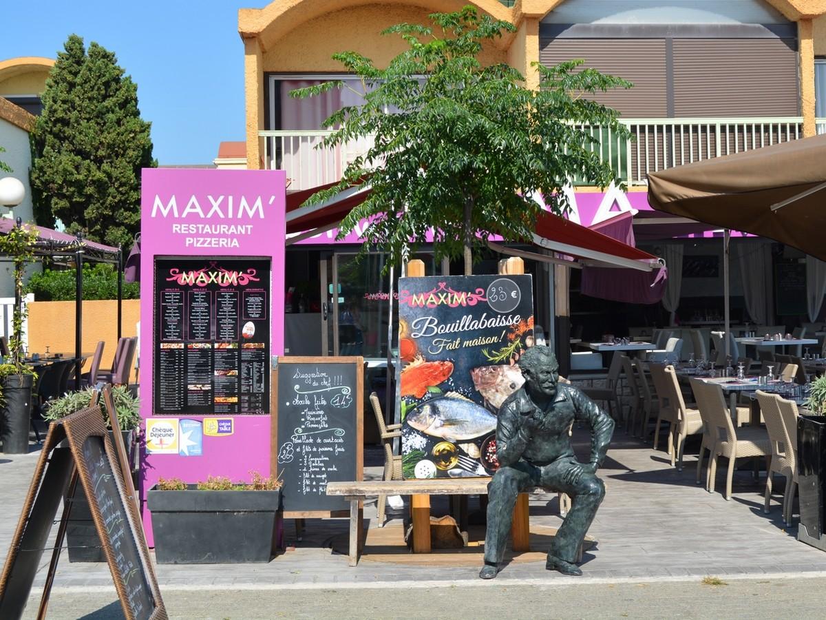 Pizzeria Maxim'