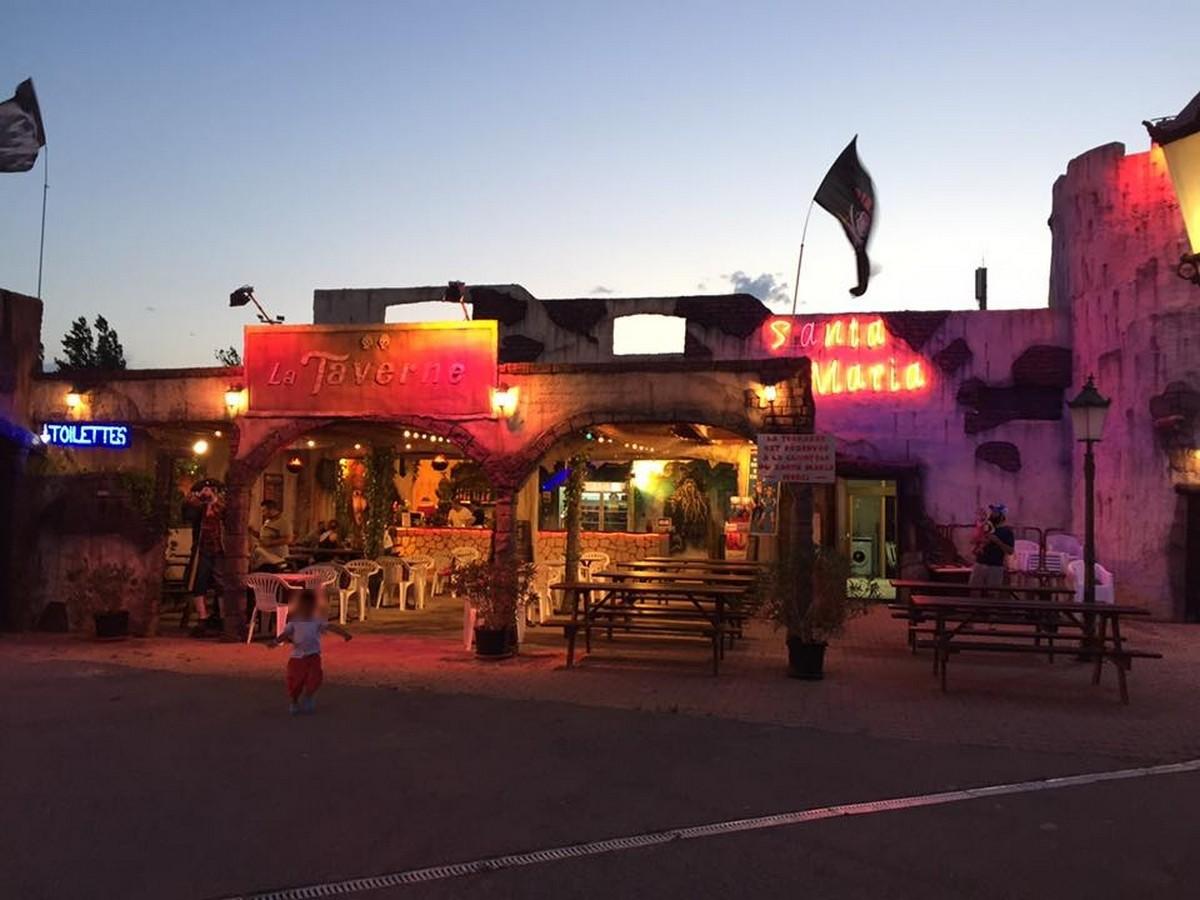 Santa Maria : La Taverne Des Pirates