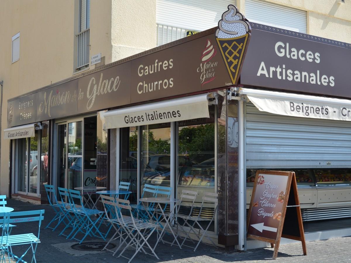 Glacier La Maison De La Glace
