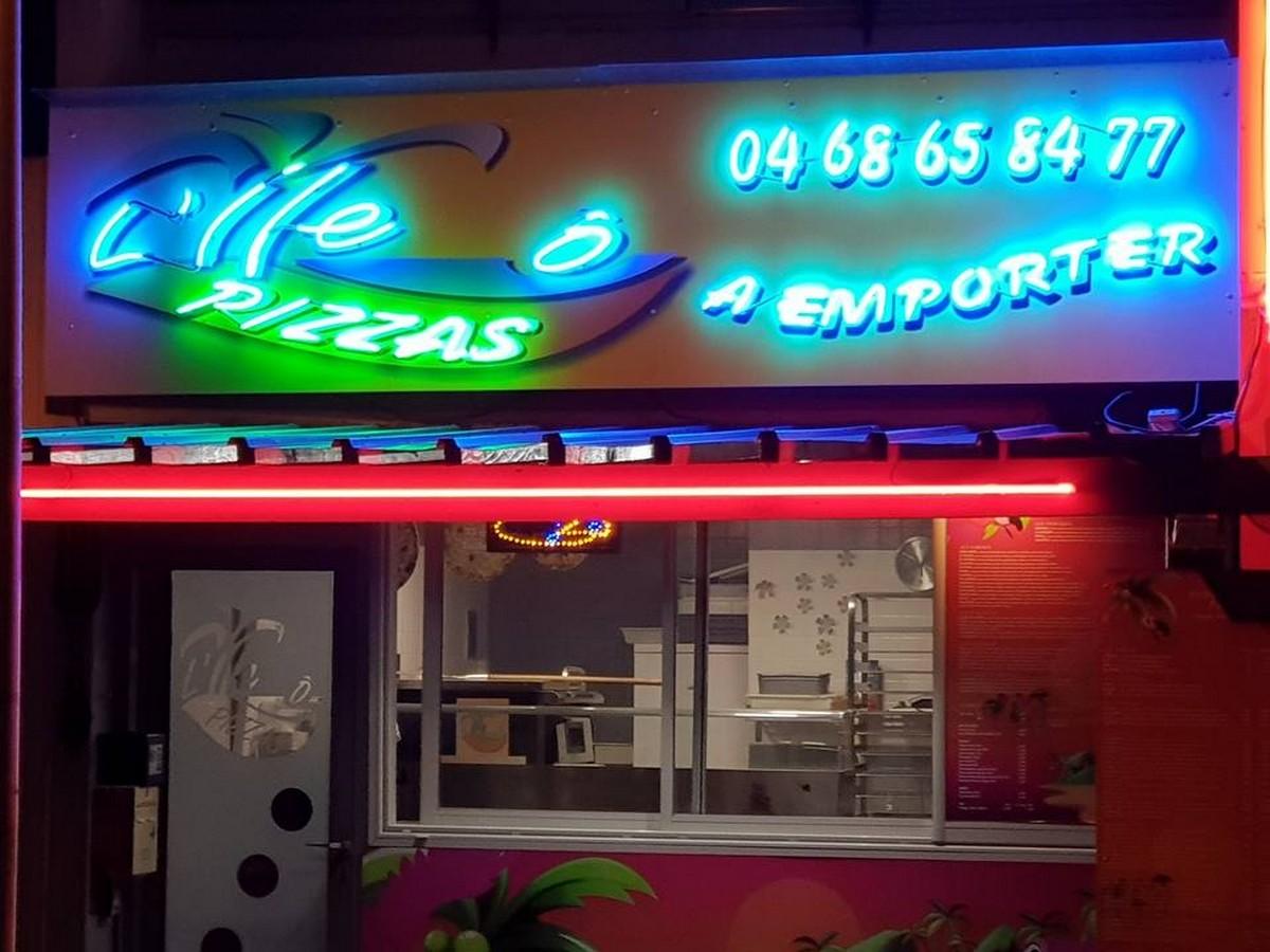 L'ile Ô Pizzas