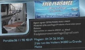 Fred plaisance accastillage