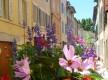 Le Beausset village fleuri