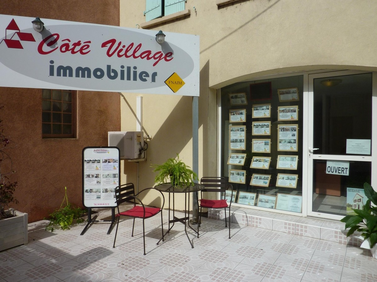 Agence Cote Village Immobilier