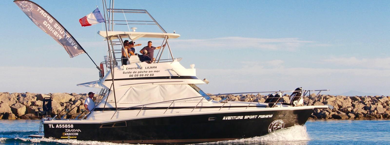 Aventure Sport Fishing