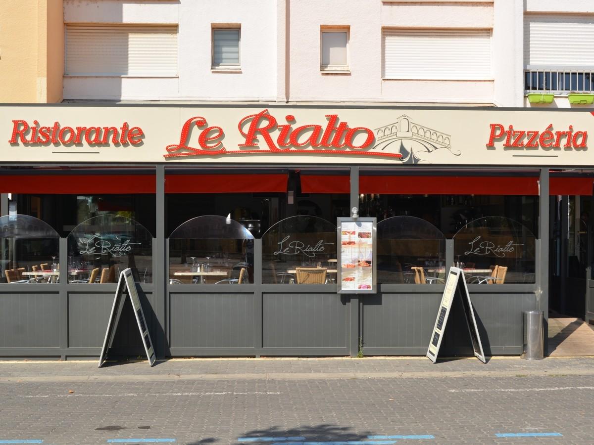 Le Rialto Restaurant Pizzeria