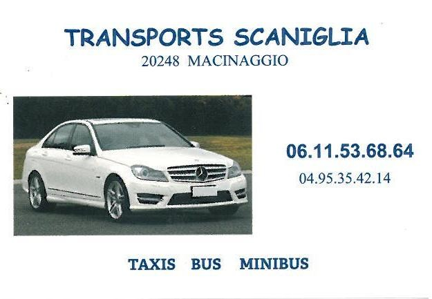 Taxis - Transports Scaniglia