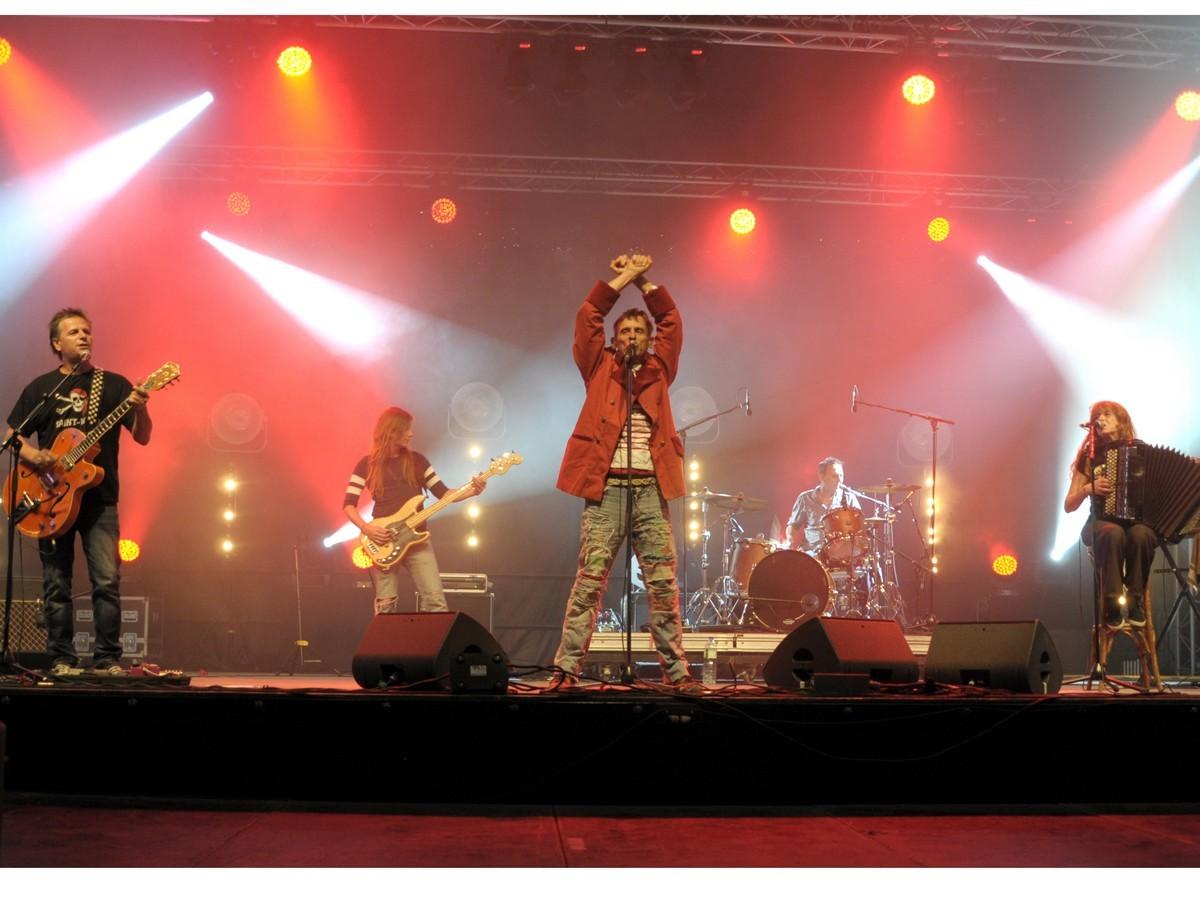 Concert Les NaufragÉs