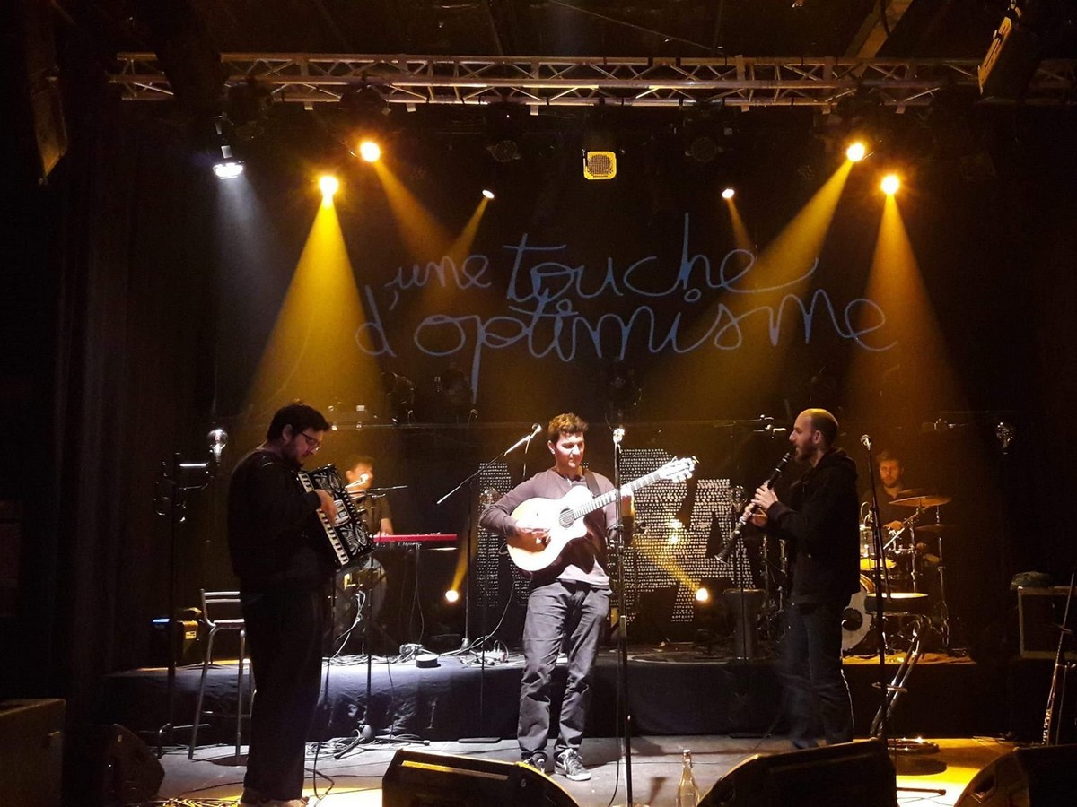 Concert Une Touche D'optimisme