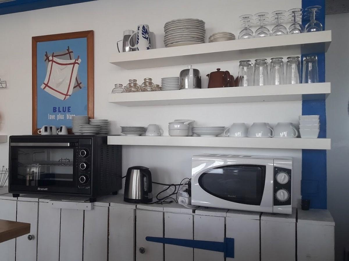 Le CafÉ Lavoir