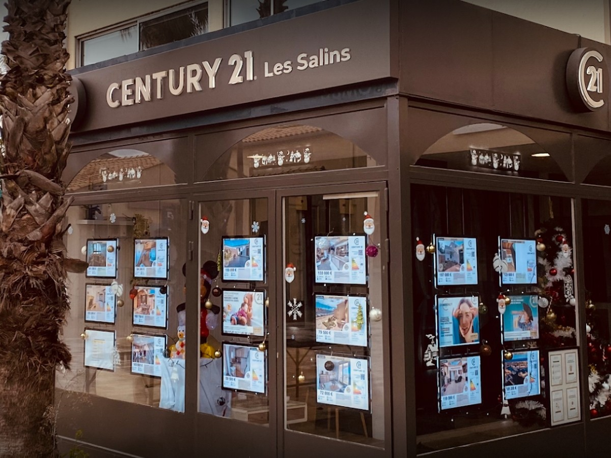 Agence Century 21 Les Salins