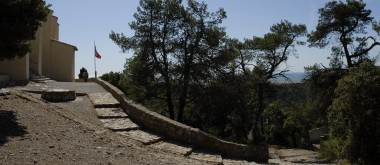 Le cimetière marin de Gruissan