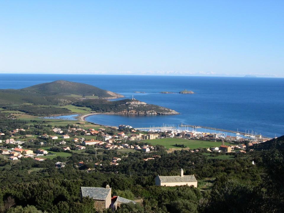 Macinaggio, Escale du Cap Corse face l'Archipel Toscan