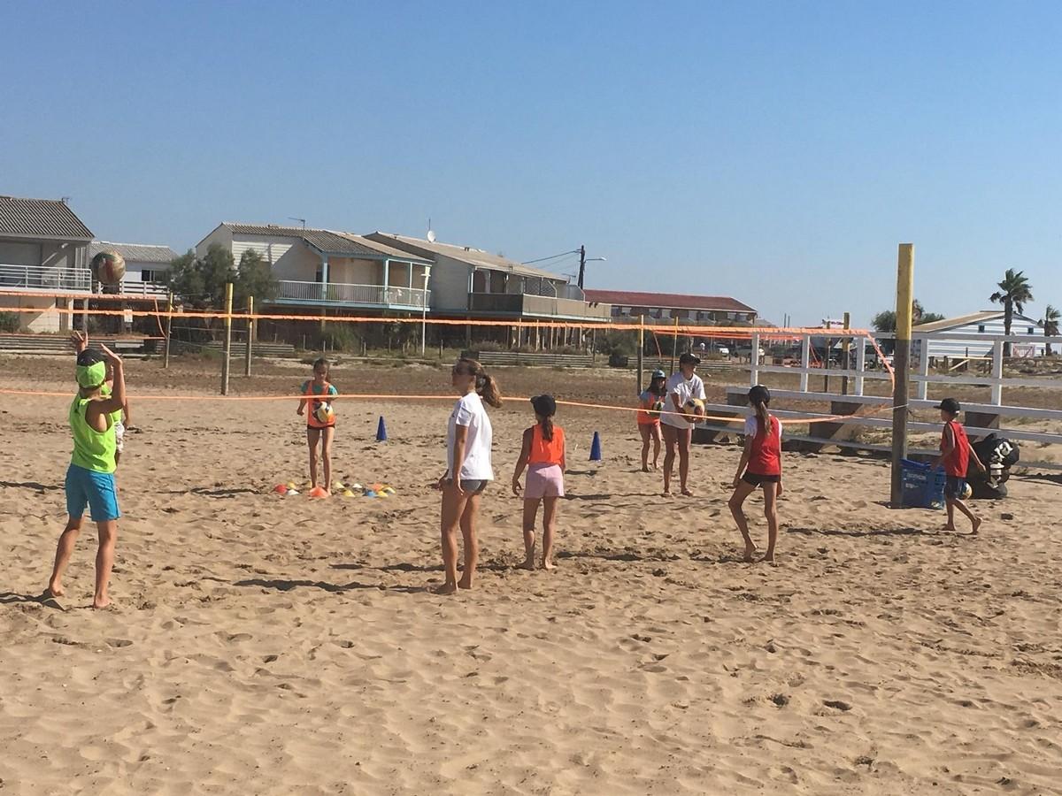 Beach Volley-volley Club