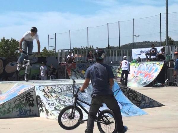 Skate Park De Mateille