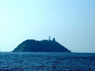 Le Phare de l'Ile de la Giraglia