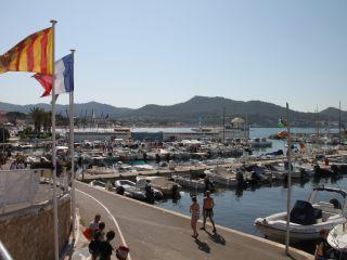Vieux port des Lecques