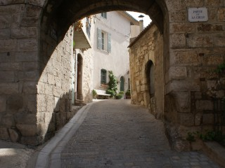 La Porte de la Colle de La Cadière