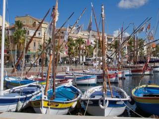 Circuit au cœur d'un port provençal millénaire