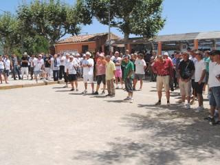 Concours de Jeu Provençal à 14h30