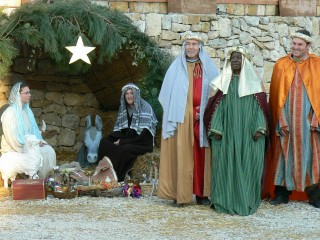 Marché de Noël et Défilé de Santons du 17 Décembre