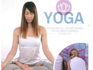 Atelier yoga et aromathérapie