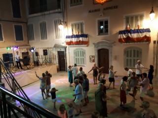 On Danse à La Cadière le 15/07 20h30 à 23h