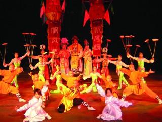 Les moines Shaolin