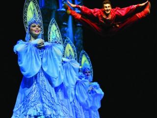 Ballet national de Russie-Kostroma
