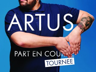 Artus part en tournée