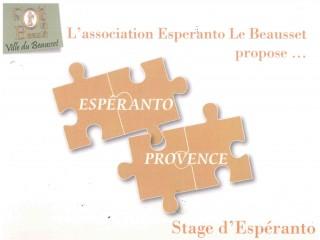 Stage d'Espéranto