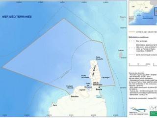 Parc Naturel Marin du Cap Corse et de l' Agriate