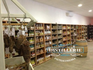 Epicerie Fine de la Distillerie de Pietracorbara - Cap Corse Capicorsu