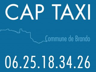 Cap Taxi - Erbalunga - Cap Corse Capicorsu