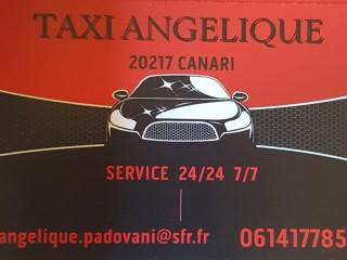 Taxi Angélique - Cap Corse Capicorsu