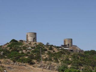 Moulin du Col de la Serra