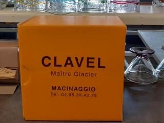 Glacier Clavel - Artisan Maître Glacier - Cap Corse Capicorsu