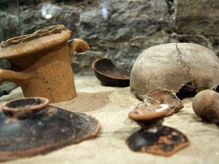La Tour de Sanary - Musée de l'archéologie sous-marine