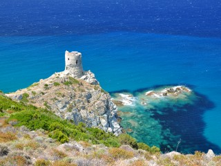 Pointe d'Agnello - Rogliano - Cap Corse Capicorsu