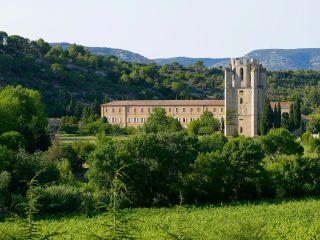 L'Abbaye de Lagrasse