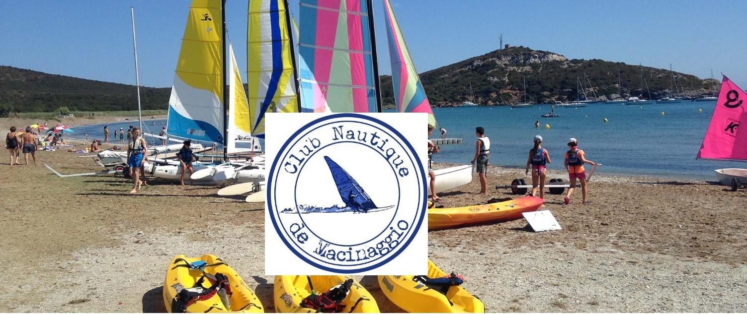 Club Nautique Macinaggio© - CNM - Rogliano - Cap Corse Capicorsu