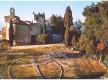 Photo ancienne du Beausset-Vieux : chapelle et ossuaire