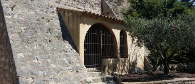 Les Réservoirs d'eau de La Cadière