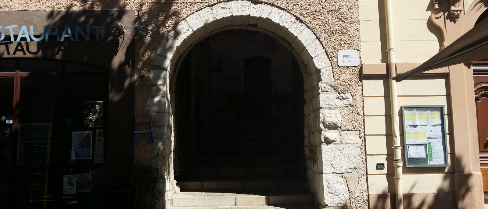 Porte Saint Jean 1