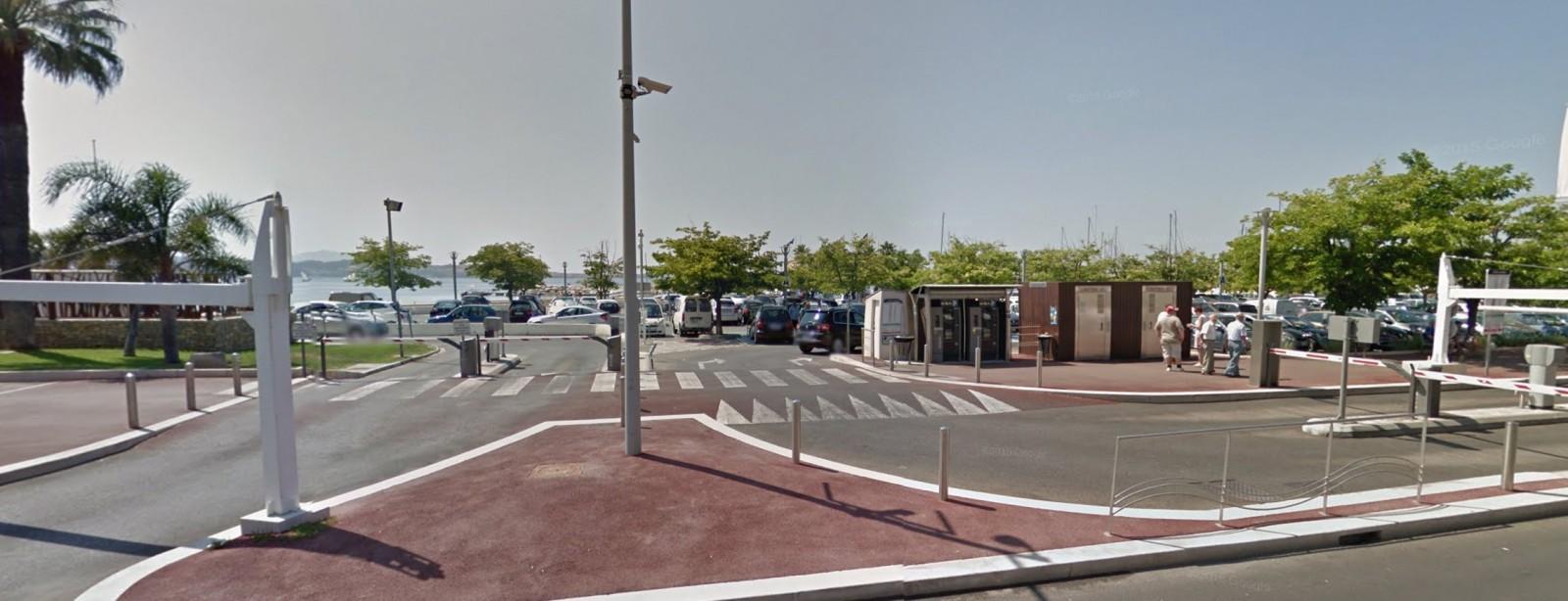 Parking central