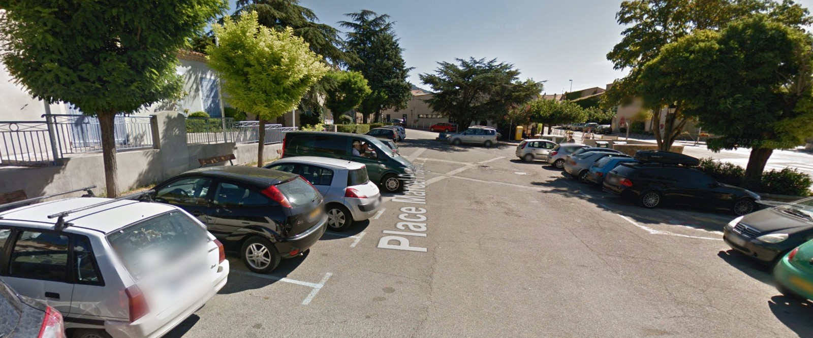 Parking Marcel Pagnol