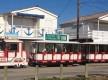 Petit Train Rouge De Gruissan