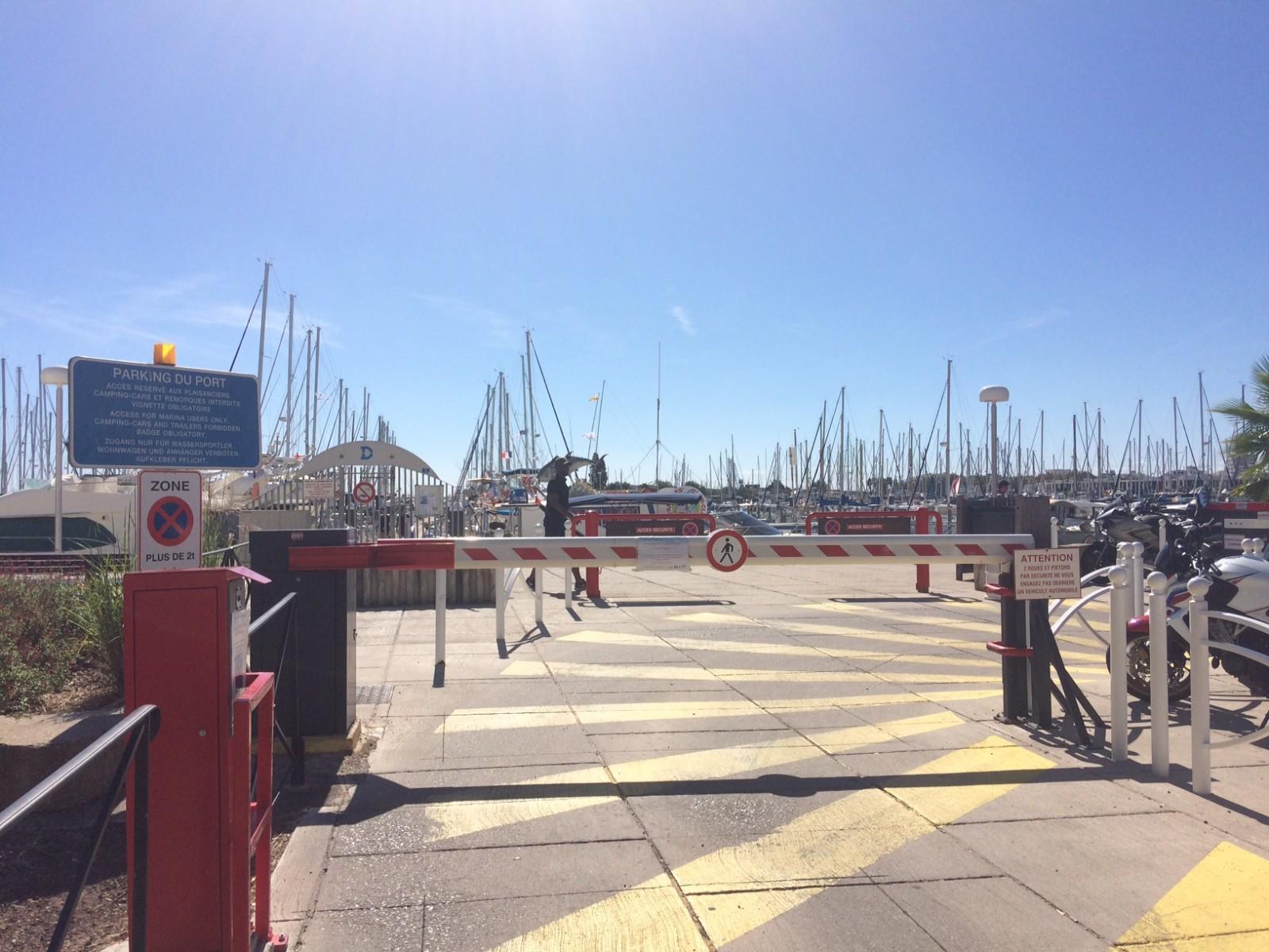 parkings du port
