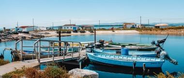 Village des pêcheurs de l'Ayrolle