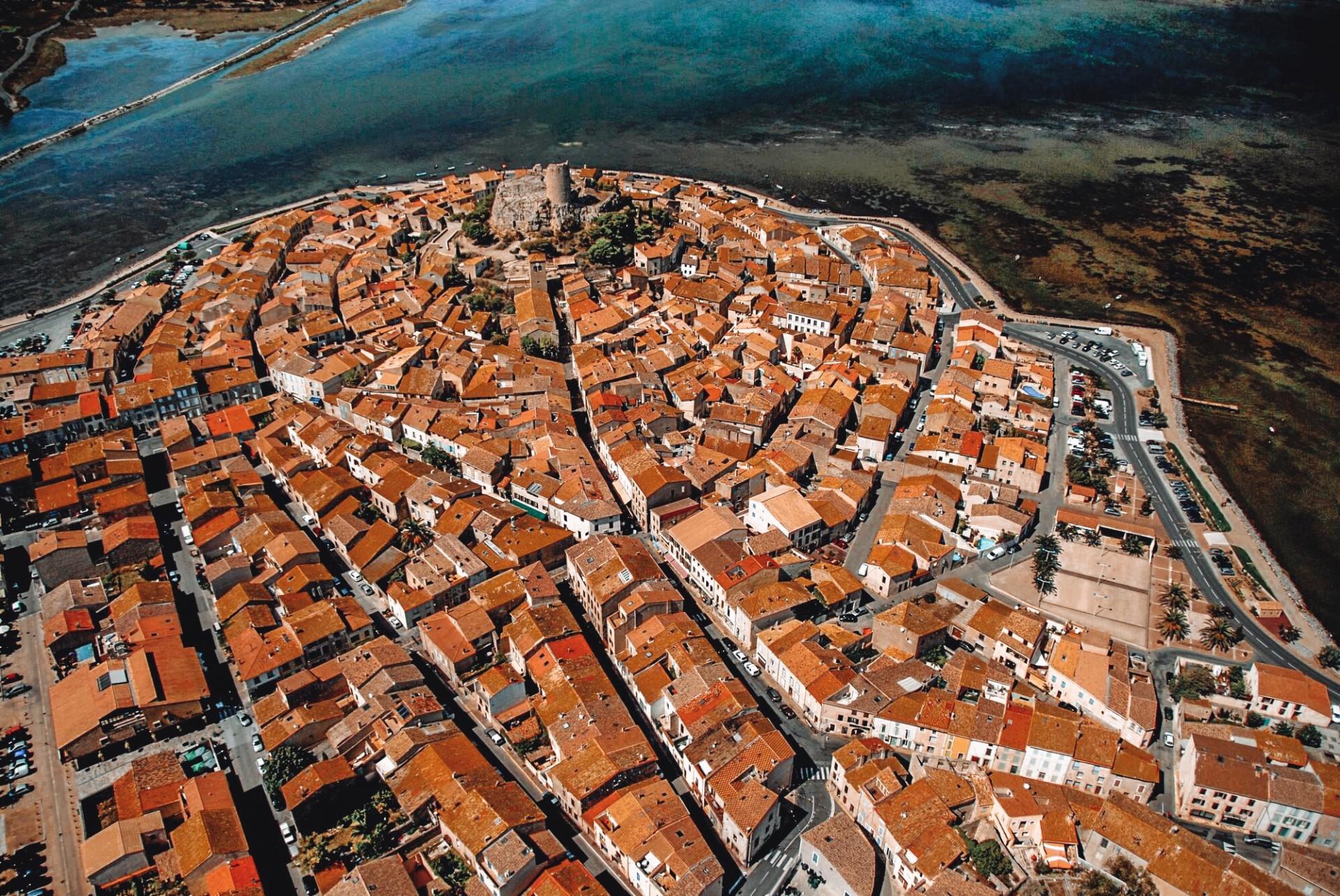 Le village médiéval en circulade